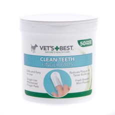 Vets Best Clean Teeth Finger Pads