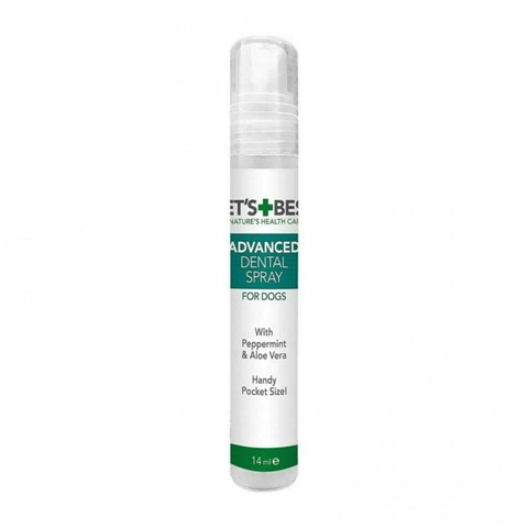 Vets Best Dental Pocket Spray Display 14ml