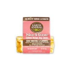 Earth Animal No Hide Salmon One Small Chew 34g