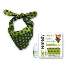 "Pet Remedy Calming Bandana Kit Small  Small – 650 X 150mm H (25.5"" X 6"" H)"