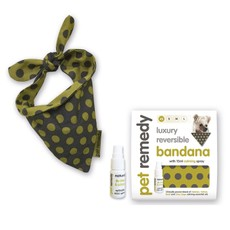 "Pet Remedy Calming Bandana Kit Extra-small Extra Small – 505 X 130mm H (20"" X 5"" H)"