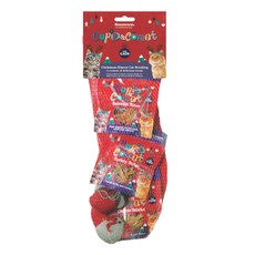 Rosewood Christmas Dinner Cat Stocking