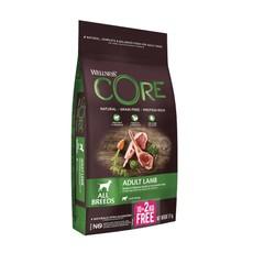 Wellness Core Lamb Dry Dog Food 10kg + 2kg Free 10+2kg