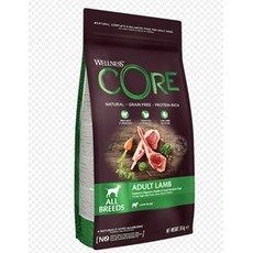 Wellness Core Lamb Dry Dog Food 1.8kg