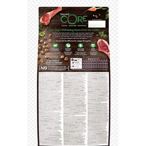 Wellness Core Lamb Dry Dog Food 1.8kg