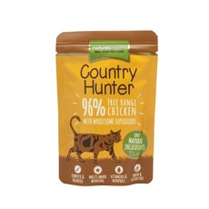 Natures Menu Country Hunter Superfood Grain Free Chicken Cat Pouches 85g