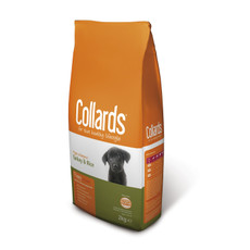 Collards Hypo-allergenic Puppy Food With Turkey And Rice 2kg To 2 X 12kg