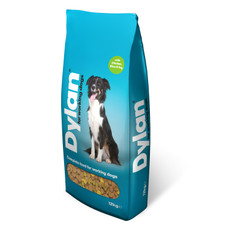 Dylan Complete Food For Working Dogs With Chicken, Rice And Veg 12kg